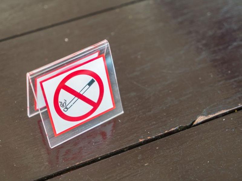 Camera Non Fumatori