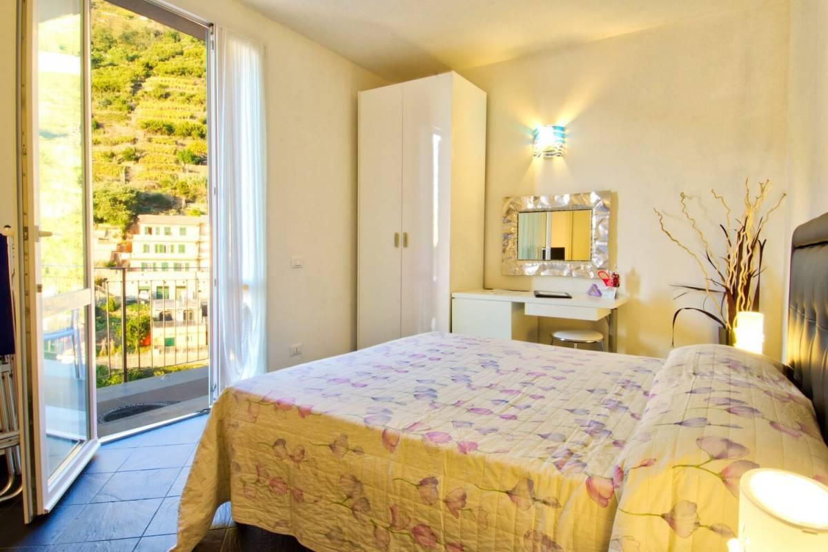Camera Superior Cinque Terre Riomaggiore
