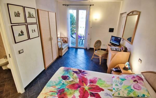 Camera doppia con Terrazza Cinque Terre Riomaggiore